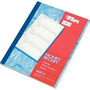 """Tops® Carbonless Money & Receipt Books, 2-3/4"""" x 7-1/4"""", 2 Part"""