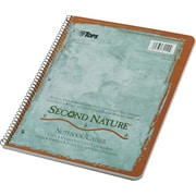 "TOPS® Second Nature® Wirebound Notebook, 11"" x 8 1/2"", College Ruling, 50 sheets"