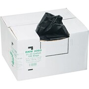 Webster Earthsense® Reclaim Recycled Low Density Trash Bags; 33 Gallon, Extra Heavy, 100/Pack