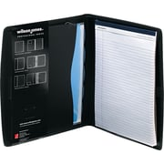 Wilson Jones View-Tab® Professional Folio and Sorter, Black, 5 Tab