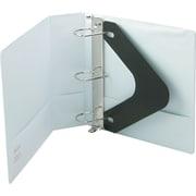 """Wilson Jones View Binder with Oversized Cover , White , 660 Sheet Capacity , 3"""" (Ring Diameter)"""