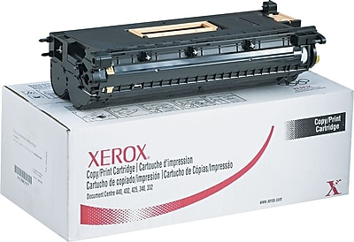 Xerox Environmental Partnership Black Toner Cartridge (113R317)