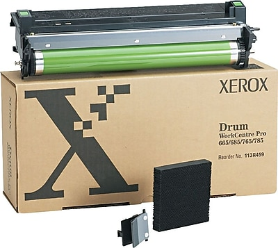 Xerox® Laser Fax Drum for Workcentre Pro 656/685/765/785, Black