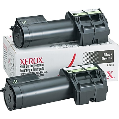 Xerox Black Toner Cartridge (6R244), 2/Pack