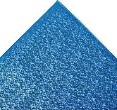 Crown Comfort King™ Anti-Fatigue Floor Mat, Royal Blue, 2' x 3'
