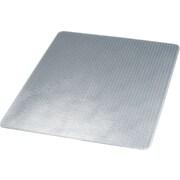 Deflecto SuperMat™ 53''x53'' Vinyl Chair Mat for Carpet, Rectangular (CM14243)