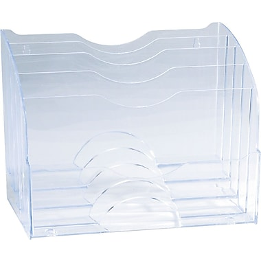 Optimizers™ Clear 2-Way Organizer