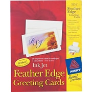 Avery® Inkjet Greeting Cards