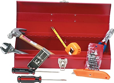 16-Piece Light-Duty Office Tool Kit