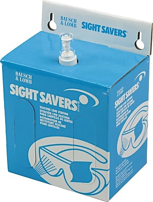 Bausch & Lomb® Sight Savers® Lens Cleaning Stations, 1520 Tissues