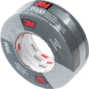 "3M Duct Tape 3900, 3"" Core, Silver, 48mm x 54.8m"