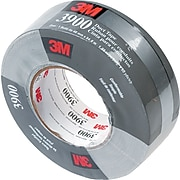 "3M 3900 Multi-Purpose Duct Tape, Silver, 2""x 60 Yards"