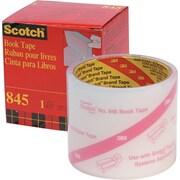 """Scotch Book Repair Tape, 3"""" x 15 Yds."""