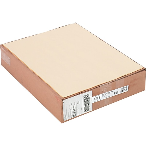 Cream Manila Drawing Paper, Economy 50-lb., 18 x 24, 500 Sheets/Pack