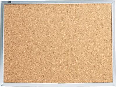 Quartet® Cork Bulletin Board, 24
