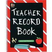 "Teacher Record Book, Spiral-Bound, 8 1/2"" x 11"", 64 Pages"