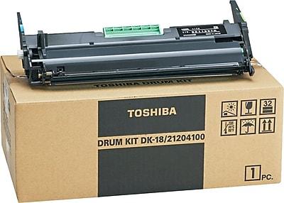 Toshiba Fax Supplies, Drum for DP80F/85F, Black