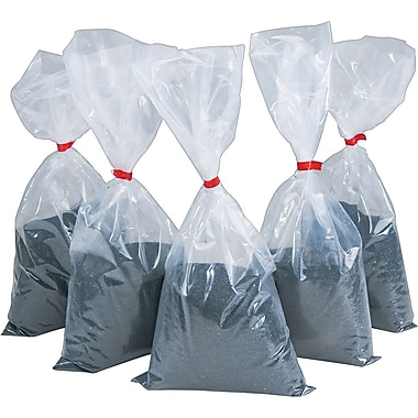 United Receptacle® Sand for Urns, 5 lb. Bag, Black