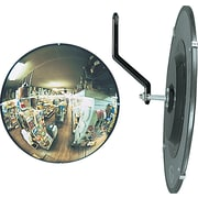 "160 Degree Convex Security Mirror, 18"" dia"