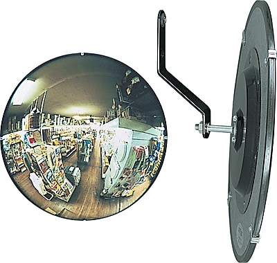 See All® 160 degree Convex Safety/Security Mirror, 26