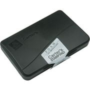 "Carter's Foam Stamp Pad Black 02-3/4"" x 04-1/4"" (21381)"