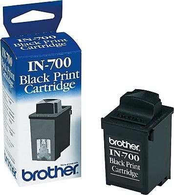 Brother Ink Cartridge, IN700 (IN700), Black