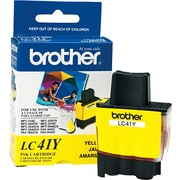 Brother LC41 Yellow Ink Cartridge (LC41Y)