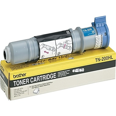 Brother Toner Cartridge, Black (TN-200HL)