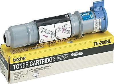Brother Genuine TN200HL Black Original Laser Toner Cartridge