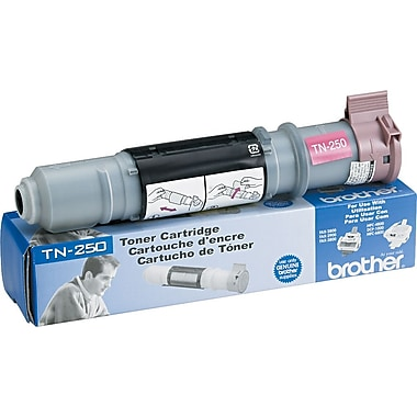 Brother TN250 Black Toner Cartridge (TN250)