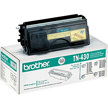 Brother TN-430 Black Toner Cartridge