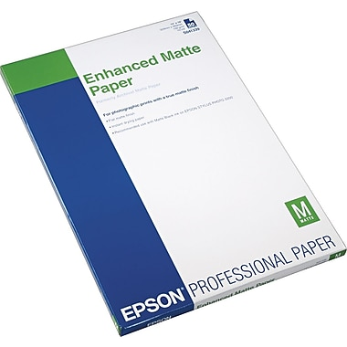 Epson 174 Ultra Premium Presentation Paper 13 Quot X19 Quot 50 Pack