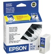 Epson S187093 Black Ink Cartridge
