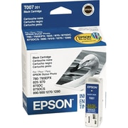 Epson 7, Black Ink Cartridge (T007201)