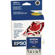 Epson 8, Tri-color Ink Cartridge (T008201)