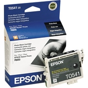 Epson 54, Photo Black Ink Cartridge (T054120)