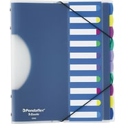 Pendaflex® PileSmart® Project Sorter, 10-Tab, Multi-Color Tabs