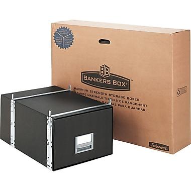 Bankers Box® - Tiroir de rangement Staxonsteel, format légal