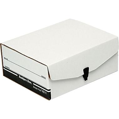 Bankers Box® Liberty® Binder-Pak Storage Files, 8-1/2x11