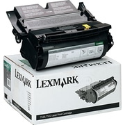 Lexmark Black Toner Cartridge (12A6830), Return Program