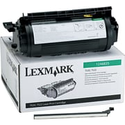 Lexmark 12A6835 Black Toner Cartridge, High Yield (12A6835)