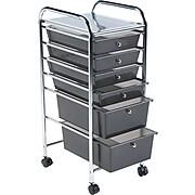 Advantus 6-Drawer Rolling Organizer