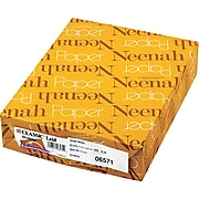 Classic® Laid Paper, Solar White, 8-1/2 x 11, 24-lb., 500 per Ream