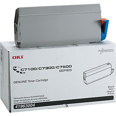 OKI 41963004 Black Toner Cartridge
