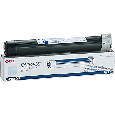 OKI® Type 5 (52109001) Toner Cartridge