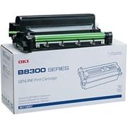 Oki® (OKI56115001) Black Toner Cartridge, 27,000 Page-Yield