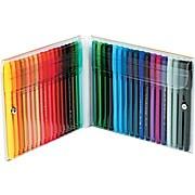 Pentel Arts® Color Pen®, Fine Point, Assorted Colors, 36/Pk
