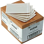 """Quality Park Self-Adhesive Packing List Envelope, Clear, 4 1/2""""H x 6""""W, 1,000/Ct"""