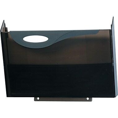 Eldon Rubbermaid® Add on Pocket for Hot Wall File, Smoke