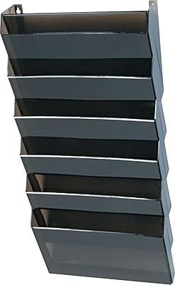 Rubbermaid Classic Hot File® 7-Pocket Starter Set, Letter-Size